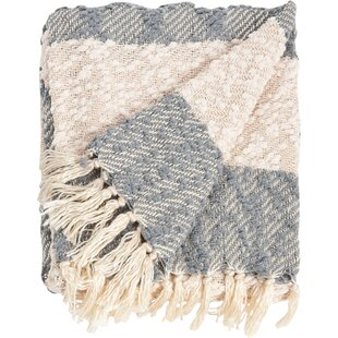 Erith Nubby Design Throw