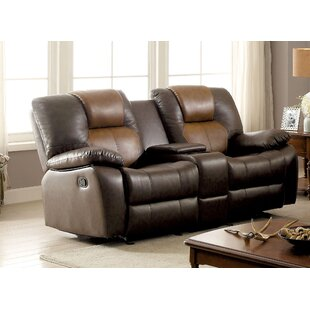 Oxnard Reclining Loveseat Loon Peak
