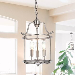 Labarge Indoor 3-Light Foyer Pendant by