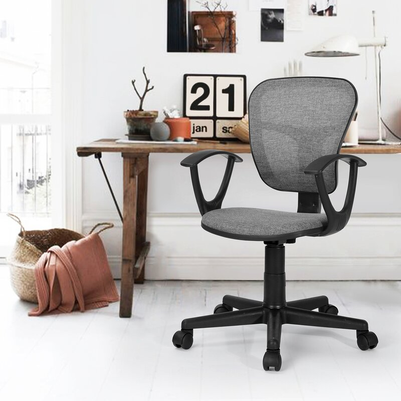 Symple Stuff Crescio Mesh Task Chair Reviews Wayfair