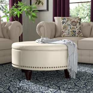Ellen Storage Ottoman by Darby Home Co