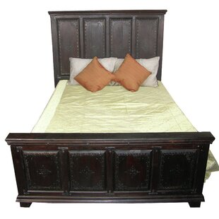World Menagerie Pepe Panel Bed