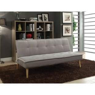 Price comparison Rivoli Flannel Upholstered Adjustable Sofa by Wrought Studio Reviews (2019) & Buyer's Guide