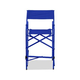 E-Z UP Folding Director Chair