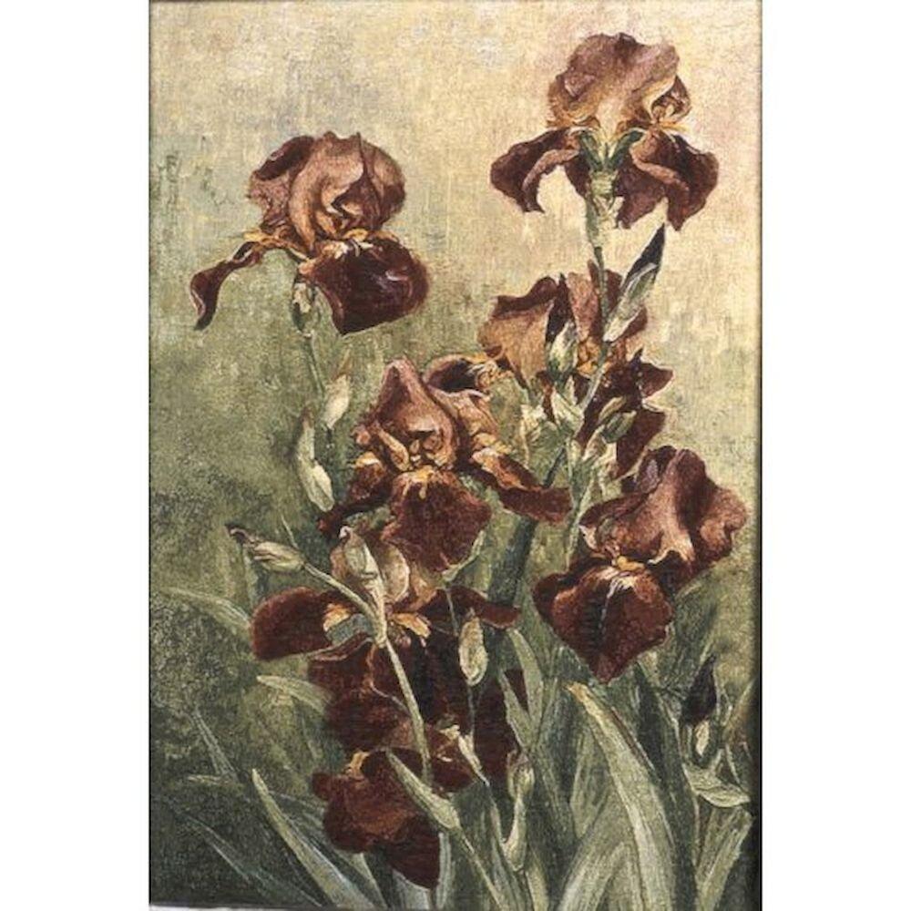 Charlton Home Irises Tapestry Wayfair