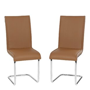 Upholstered Chair (Set Of 2) By Mercury Row