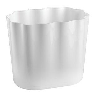 InterDesign Scallop Waste Basket