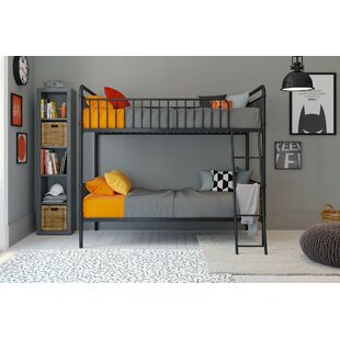 Affordable Price Ailish Twin Bunk Bed By Mack & Milo