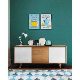 Palos Verdes Sideboard By Corrigan Studio
