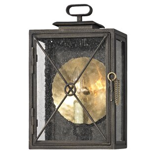Affordable Oglesby Outdoor Sconce By Loon Peak