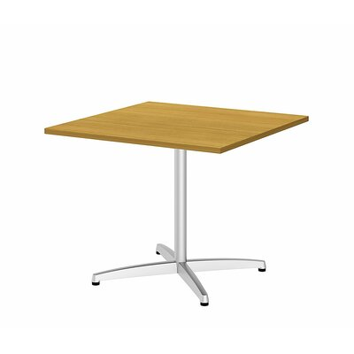 Bush Business Furniture Square Conference Table Top Finish: Modern Cherry