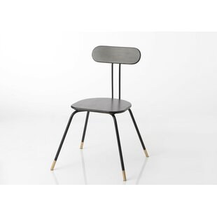Parish Solid Wood Dining Chair By Canora Grey