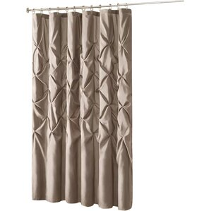extra brown and red shower curtain. Ashley Shower Curtain Curtains  Joss Main