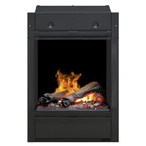 Opti-Myst Pro Wall Mount Electric Fireplace by Dimplex