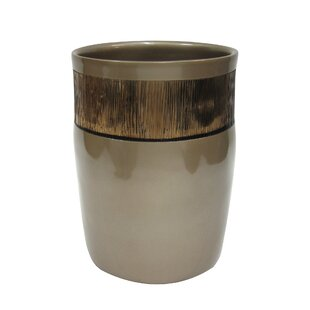 Croscill Home Fashions Magnolia Waste Basket