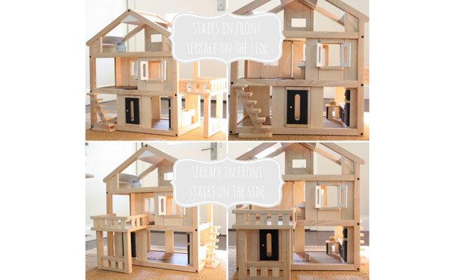Gift Idea! Customized Dollhouse | Wayfair