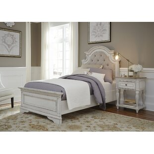 One Allium Way Treport Panel Configurable Bedroom Set