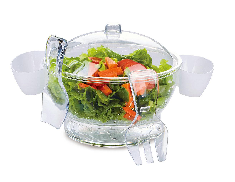 Winston Porter Veans 3 Fl Oz Salad Bowl Wayfair