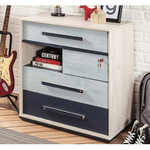 Holroyd 4 Drawer Chest