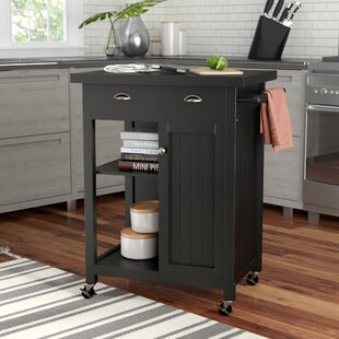 Mcgovern Kitchen Cart Beachcrest Home