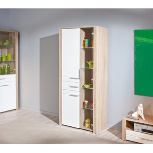 Lemons Curio Cabinet By Mercury Row