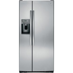 23.3 cu. ft. Side-by-Side Refrigerator by GE Appliances