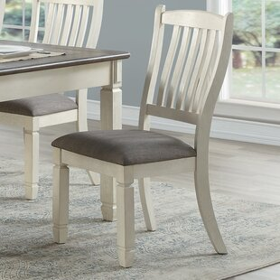 Kaley Upholstered Dining Chair (Set of 2) August Grove