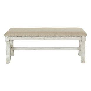 Ophelia & Co. Dole Upholstered Bench