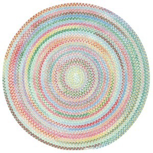 Melanie Braided Cotton Area Rug