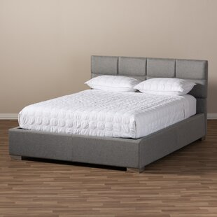 Eden Upholstered Platform Bed