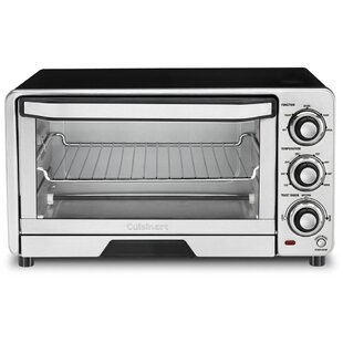 0.5 Cu. Ft. Toaster Oven Broiler