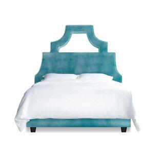 My Chic Nest Natalie Upholstered Platform Bed