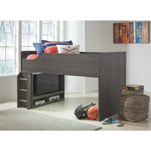 Stamm Twin Loft Bed by Harriet Bee