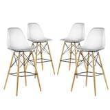 Conyers 29.5 Bar Stool (Set of 4) by Hashtag Home