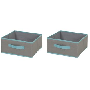 Great choice Crea Fabric Storage Bin By South Shore