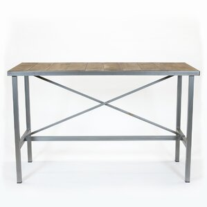 Vintage Bar Height Table by REZ Furniture