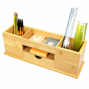 Amy Stationery Organizer By Natur Pur