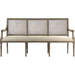 Louis Upholstered Bench by Zentique