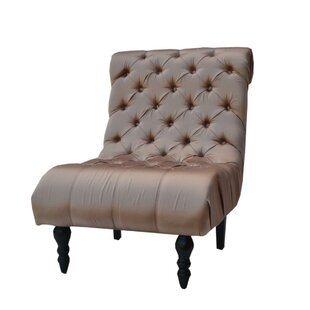 Buckingham Slipper Chair