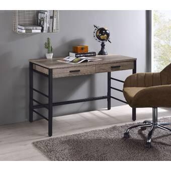 Union Rustic Sanya Desk Reviews Wayfair