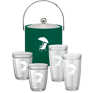 Adette Special 5 Piece Beverage Serving Set