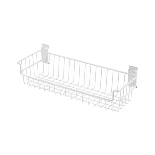 Mazza 46cm Wide Shelving (Set Of 2) By Rebrilliant