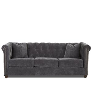 Mallory Chesterfield Sofa ..