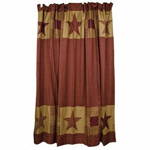 Iowa Cotton Single Shower Curtain