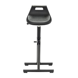 Keane Height Adjustable Industrial Stool