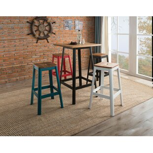 Senna 5 Piece Pub Table Set by..