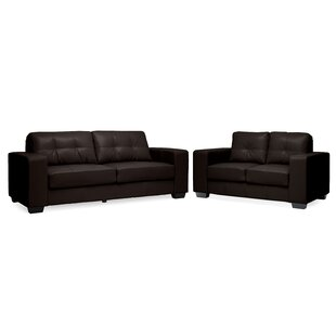 Lockport 2 Piece Living Room Set by Latitude Run