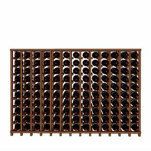 Premium Cellar Series 130 Bottle Floor Wine Rack