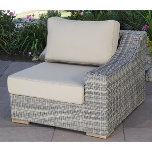 Corsica Right Arm Chair with Cushion