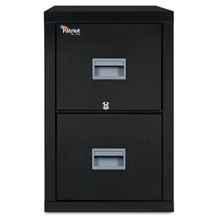Fireproof 2-Drawer Patriot Insulated File